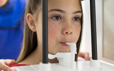 Radiografia Panorâmica em Crianças